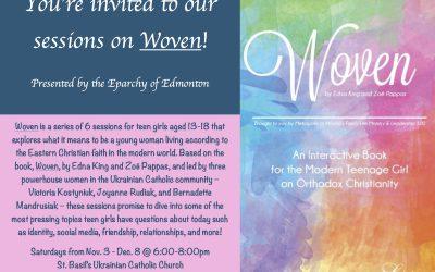 Woven: A Retreat For Teen Girls (13-18)