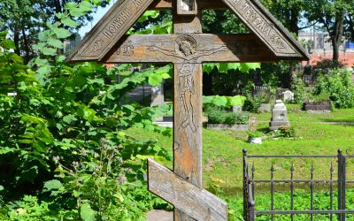 CBC Interview with Marc Turgeon, the director at St. Michael's Cemetery