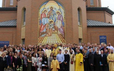 Church Singing Conference Gathers Over 100 Participants in Parma, Ohio