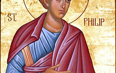 November 14; The Holy and All-Praiseworthy Apostle Philip