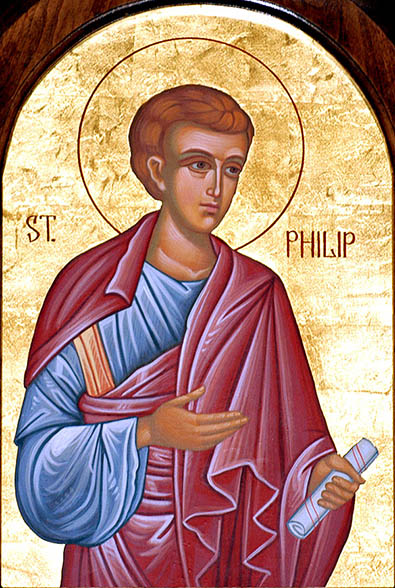 Nov 14; The Holy and All-Praiseworthy Apostle Philip
