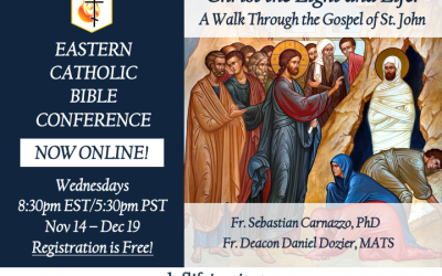 Online Eastern Catholic Bible Conference