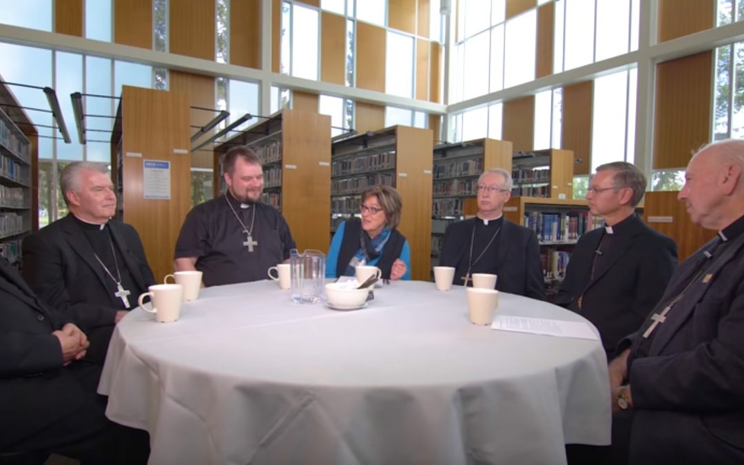 Bishops' Roundtable: Alberta/NWT Catholic Bishops sat down for an interview and conversation with Lorraine Turchansky