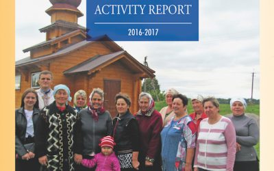 CNEWA reports on support to our brothers and sisters in Ukraine