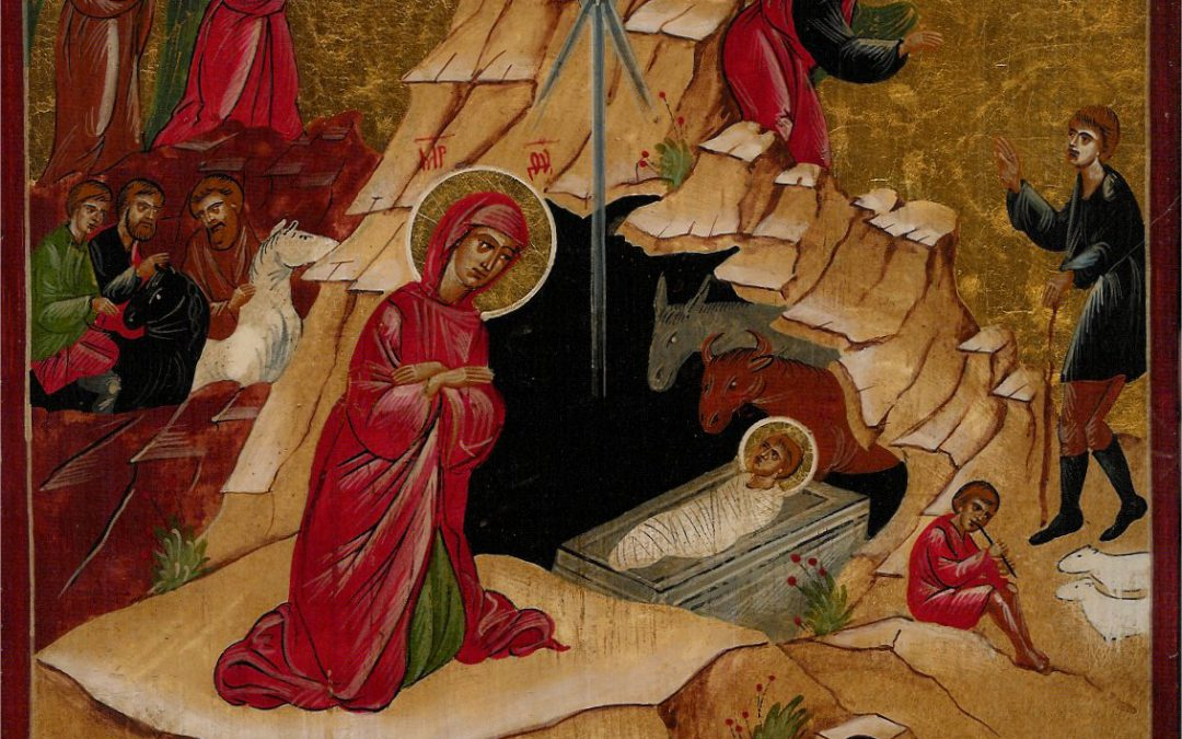 Dec 24; Eve of the Nativity in the Flesh of Our Lord, God and Saviour Jesus Christ – Christmas GREAT VESPERS AND DIVINE LITURGY OF ST. BASIL THE GREAT