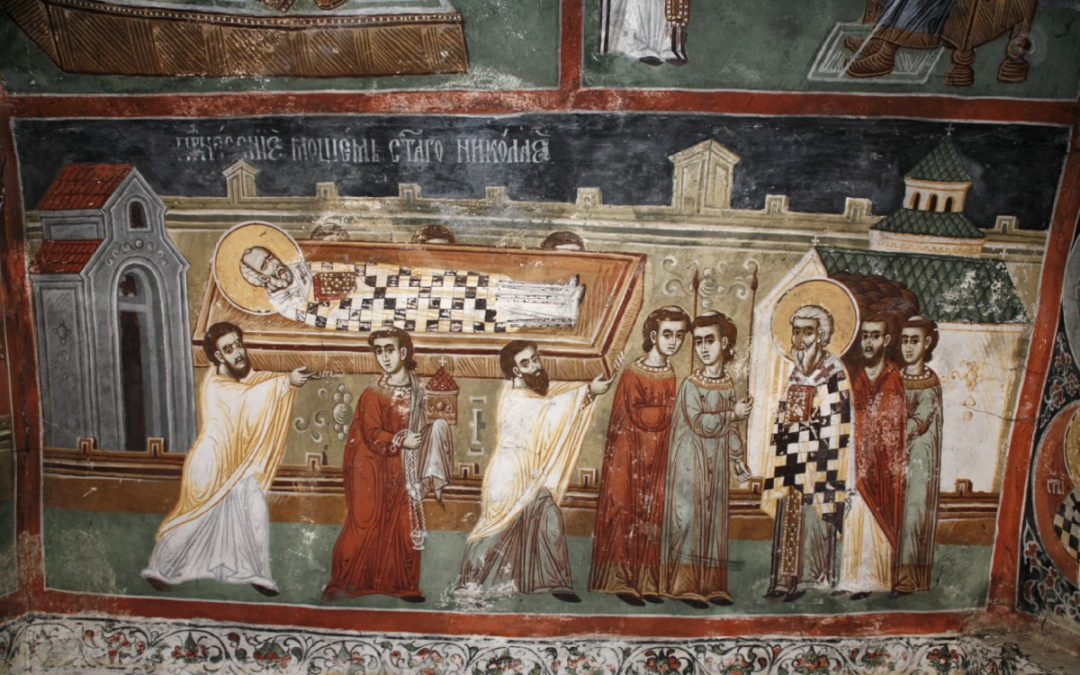 January 27; Thirty-first Sunday after Pentecost, Tone 3; The Transfer of the Precious Relics (438) of Our Father among the Saints John Chrysostom
