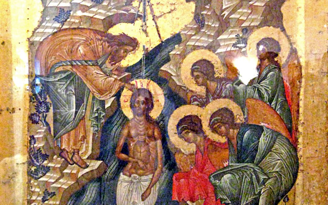 Sunday January 13; Sunday after Theophany, Tone 1; the Holy Martyrs Hermylus and Stratonicus (313-24)