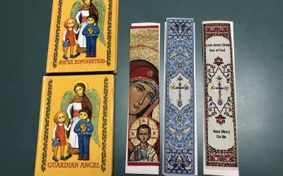 Eparchial Bookstore: Gift Ideas for First Solemn Communicants