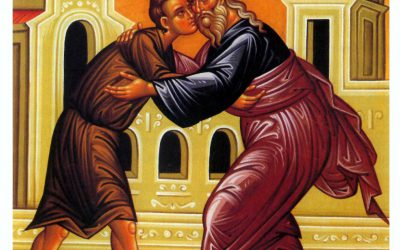 Sunday of the Prodigal Son, Tone 2; Leave-taking of the Feast of the Encounter of Our Lord; the Holy Martyr Nicephorus