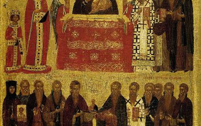 Mar 1; First Sunday of the Great fast – Sunday of Orthodoxy, Tone 5; The Holy Venerable-Martyr Eudocia (98-117)