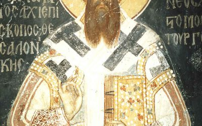 March 8; Second Sunday of the Great Fast – Gregory of Palamas, Tone 6; Our Venerable Father and Confessor Theophilactus, Bishop of Nicomedia (c. 845)