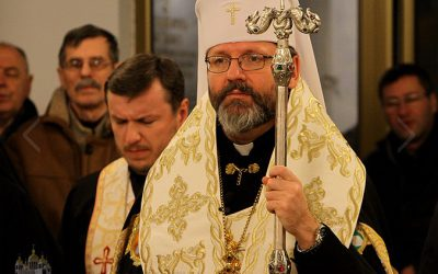 NATIVITY (CHRISTMAS) PASTORAL LETTER OF HIS BEATITUDE SVIATOSLAV (ENG/UKR) 2019