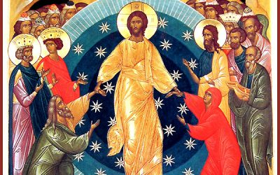 April 20; Great Vespers with Divine Liturgy of St. Basil the Great on Great Saturday