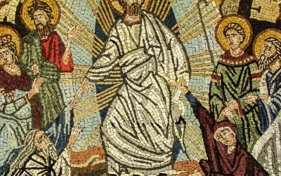 April 12: Pascha: The Feast of the Resurrection of our Lord God and Saviour, Jesus Christ