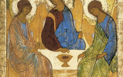 Sunday, June 9; Descent of the Holy Spirit. Holy and Glorious Pentecost