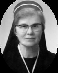 +Sr Aloysia Safranowicz, SSMI Falls Asleep in The Lord