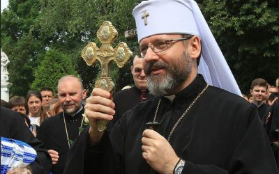His Beatitude Sviatoslav advised how to revive the Liturgy (ENG/UKR)