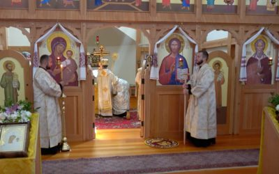 Video: Ordination to the Diaconate of Subdeacon Cyril Kennedy