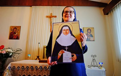 Sister Servant fulfils childhood dream with final vows