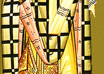 Sept 22; Fifteenth Sunday after Pentecost, Octoechos Tone 6; Holy Priest-Martyr Phocas, Bishop of Sinope (98-117); Holy Prophet Jonah (786-46 BC); Venerable Jonah the Presbyter, Father of Theophanes, Composer of Canons, and Theodore the Branded