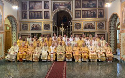 2019 Resolutions of the Synod of Bishops ENG/UKR