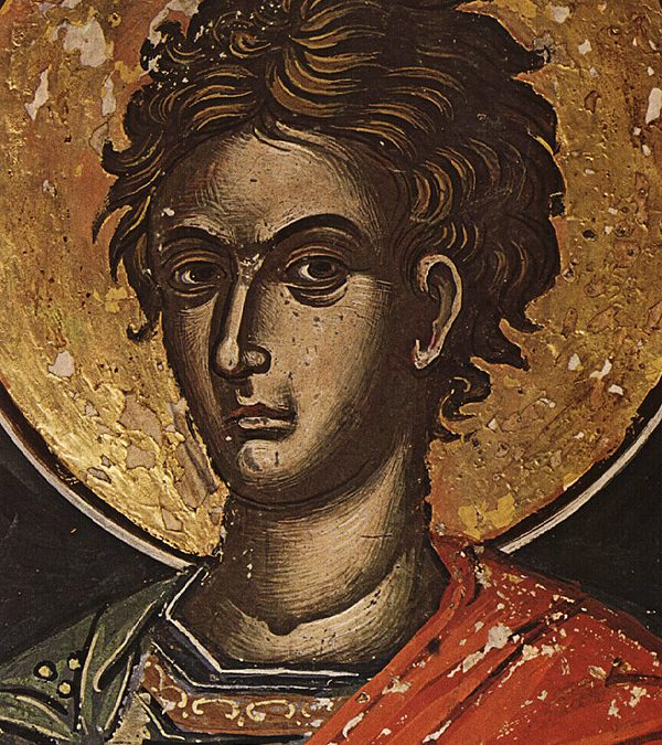 Oct 27; Twentieth Sunday after Pentecost, Octoechos Tone 3; The Holy Martyr Nestor (305); Nestor, writer of the first Chronicle of Rus' (1114); the Holy Martyr Capitolina and Her Slave Erotheides