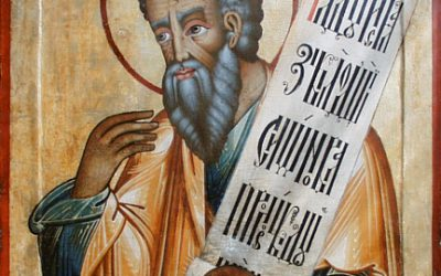 Dec 01; Twenty-Fifth Sunday after Pentecost, Octoechos Tone 8; The Holy Prophet Nahum (7th century BC)
