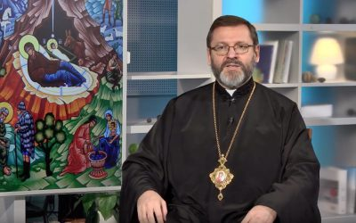 Video: Nativity Greetings of His Beatitude Sviatoslav