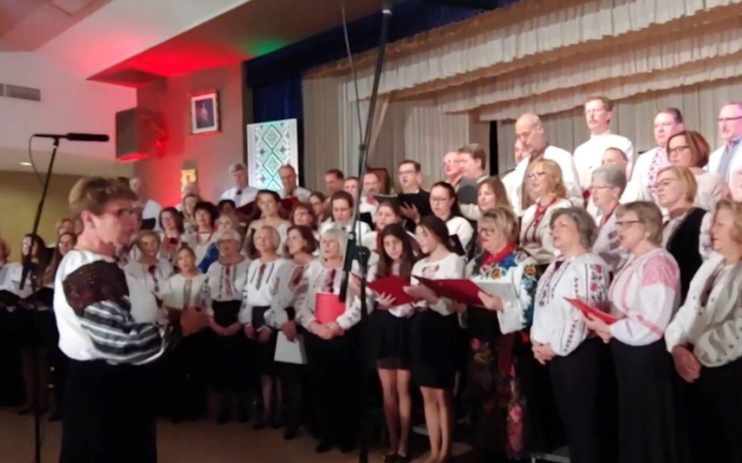 23rd Annual Calgary Ukrainian Carol Festival