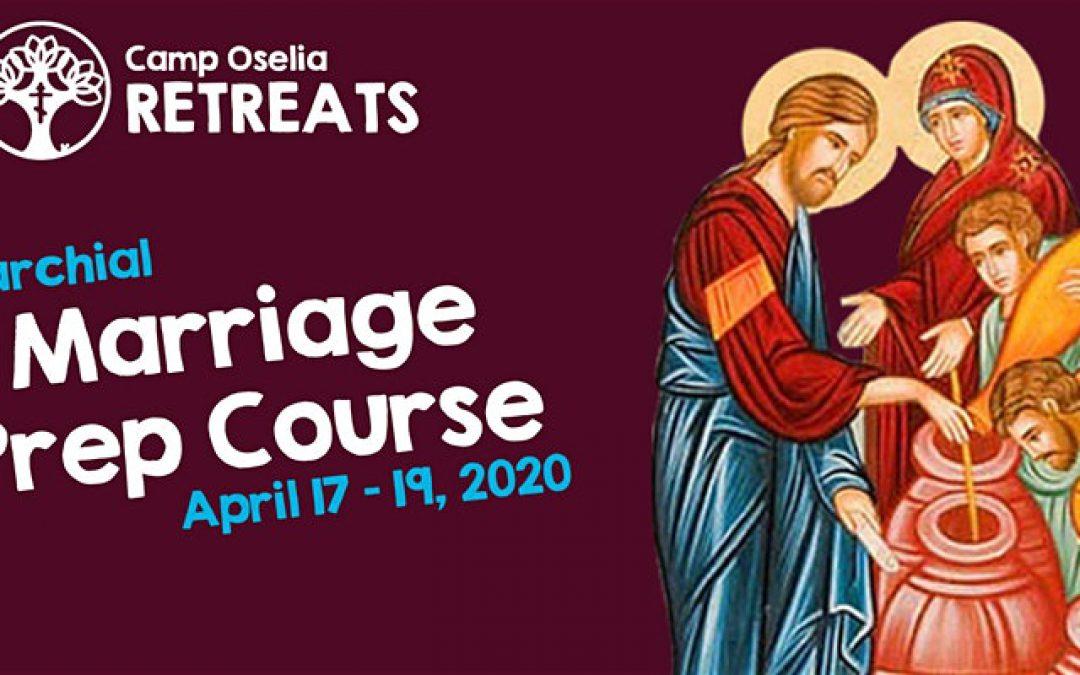 Marriage Prep Course