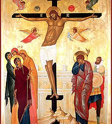 April 10; Vespers with the Laying Out of the Holy Shroud on Great Friday