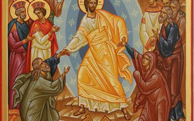 April 11; Vespers with the Divine Liturgy of St. Basil the Great on Great Saturday