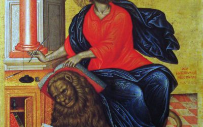 Apr 25; Holy Apostle and Evangelist Mark