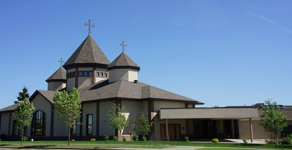 Holy Cross Parish Edmonton