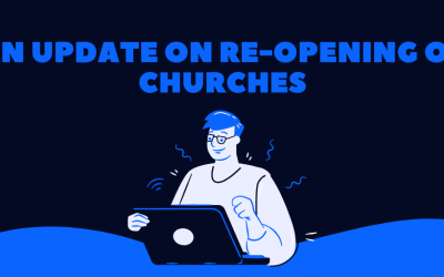 Re-Opening of Churches and the Resumption of Public Liturgical Services