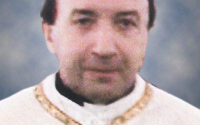 + Reverend Roman Dobrianski Falls Asleep in The Lord