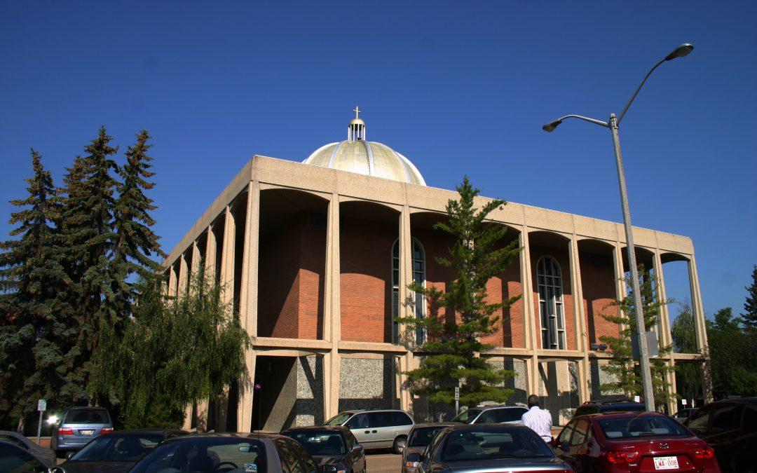 St. Basil Ukrainian Catholic Parish Edmonton