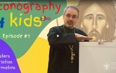 VIDEO: Iconography 4 Kids Episode #1 & #2