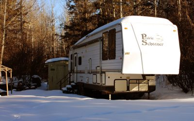 Camp Oselia Recreational Vehicle Stall Rentals
