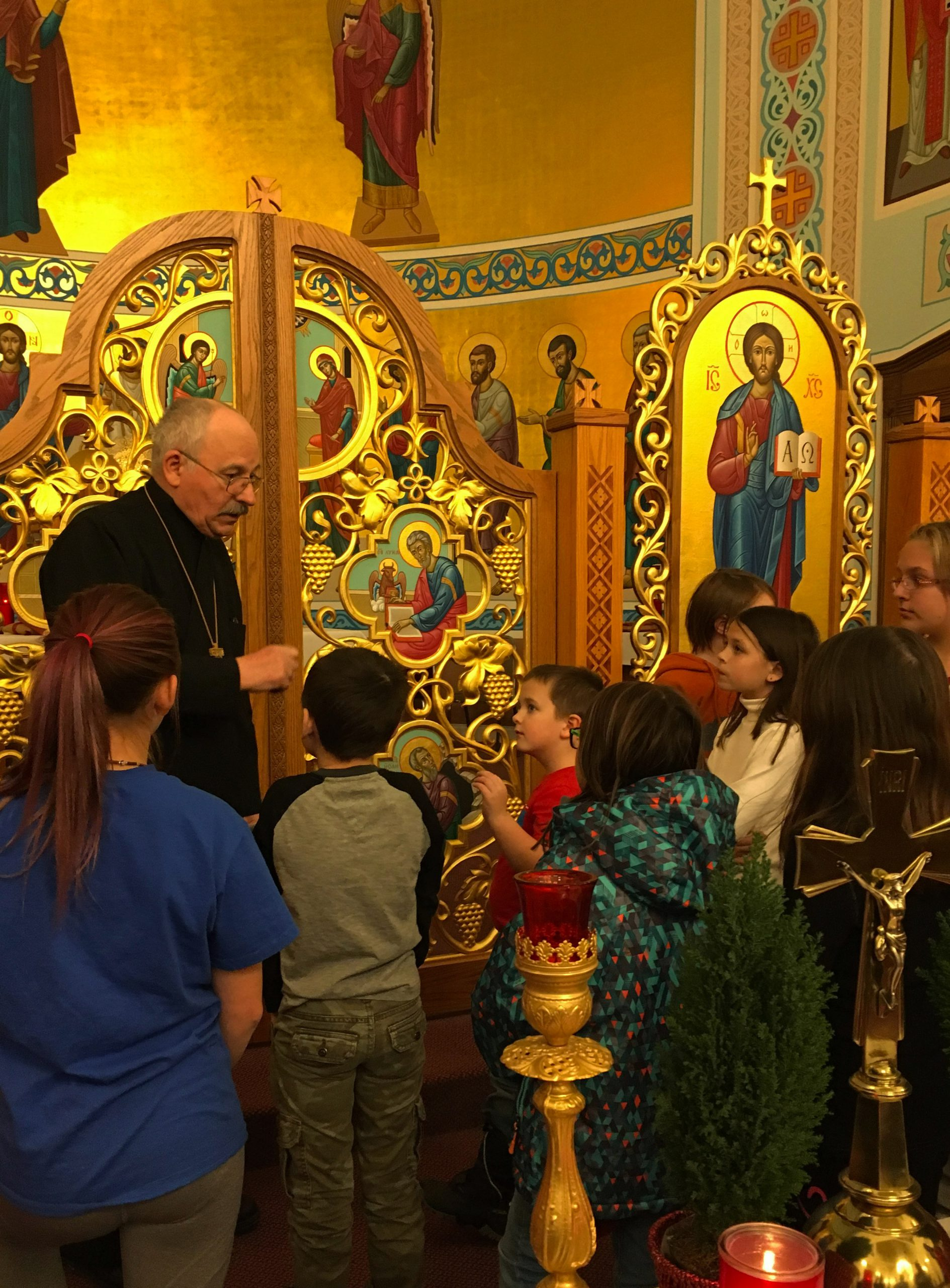 Edmonton Eparchy Children