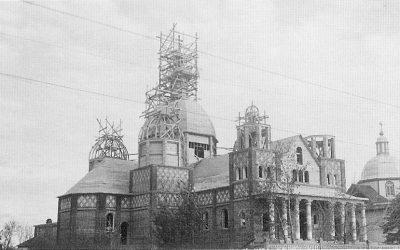 Ukrainian Catholic Church in Canada Timeline