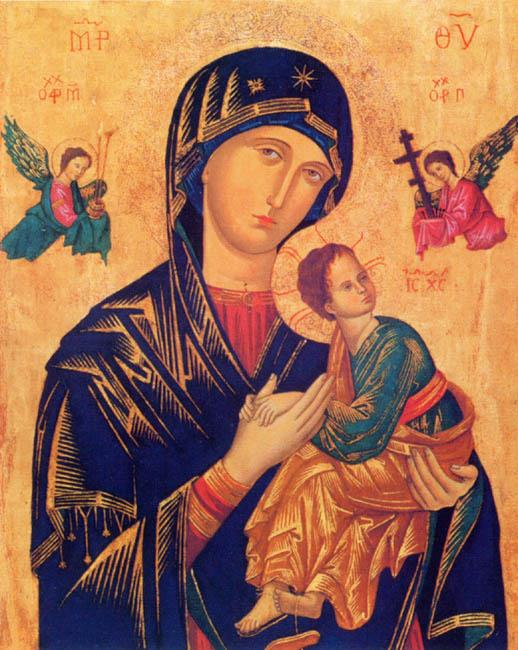 5th Sunday after Pentecost, Tone 4; Mother of God of Perpetual Help; Our Venerable Father Athanasius of Athos (c. 1003)