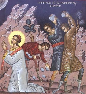 Ninth Sunday after Pentecost, Tone 8; The Transfer of the Holy Relics of the First-martyr and Archdeacon Stephen (5th c.)