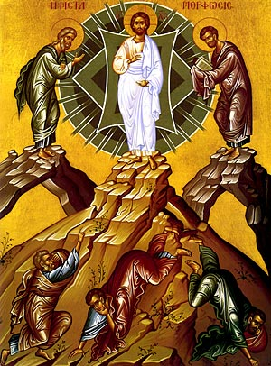 Explanation of the Icon of the Transfiguration of Christ
