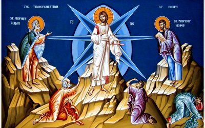 UCWLC: TRANSFIGURATION OF OUR LORD JESUS CHRIST