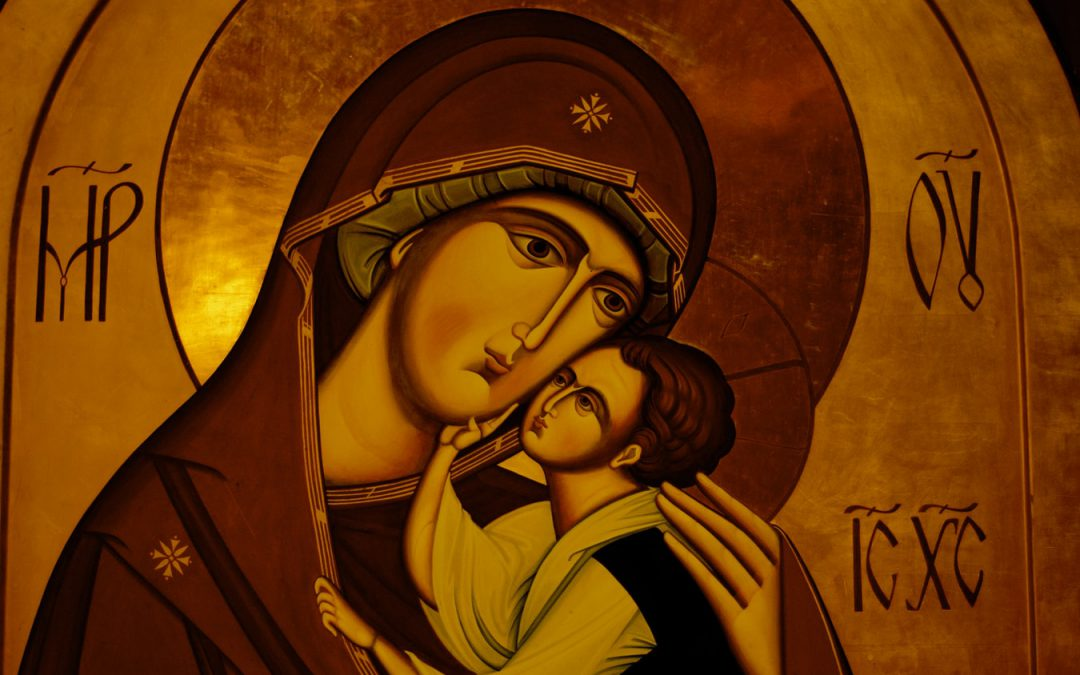 Dormition of the Holy Mother of God (Aug. 15) Activities for the Family