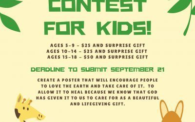Poster Contest for Children!