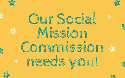 Our Social Mission Commission Needs YOU!