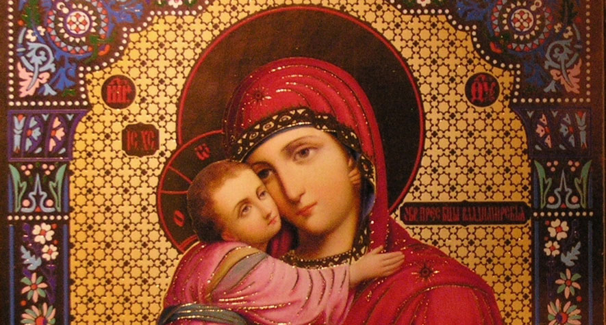 Read About the Birth of Mary the Holy Mother of God in The Protoevangelium of James