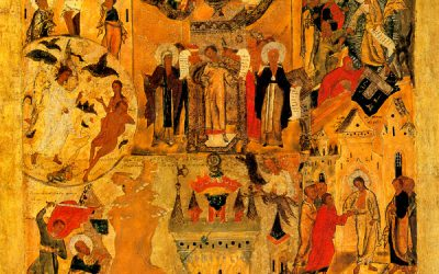 Sept 13; Sunday before the Exaltation of the Cross